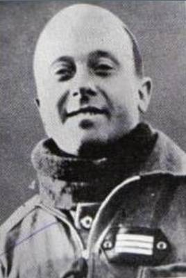 SAUVAGNAC général - Brevet parachutiste militaire français n°1 - 1er Chef de Corps du 1er RCP Ganara11
