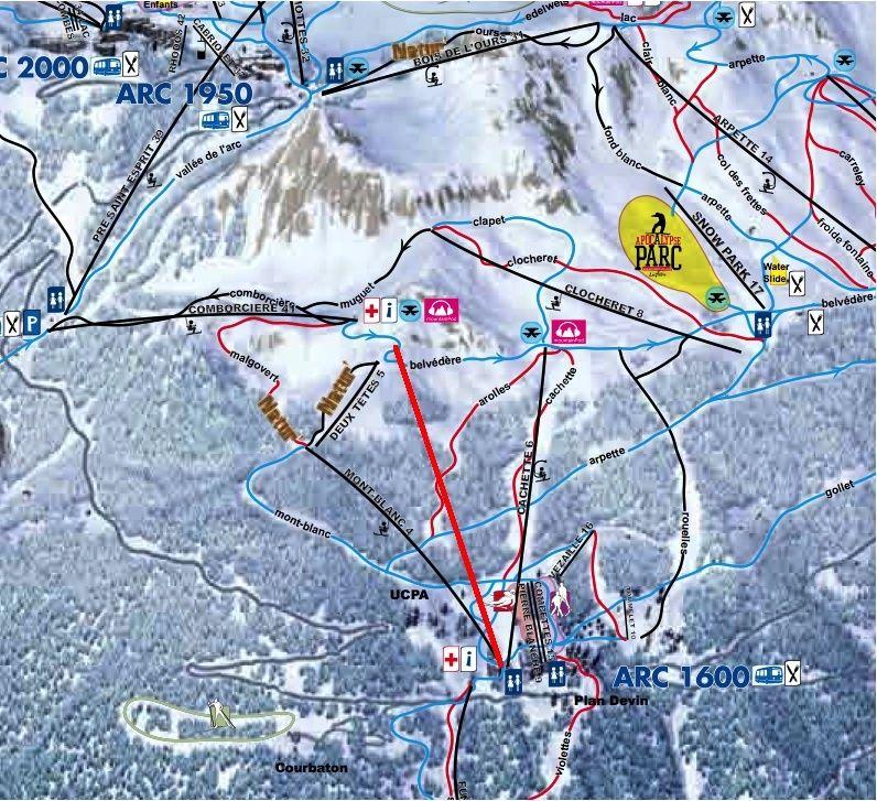 [Les Arcs] Nouveau TSD Mont Blanc 11arcs10