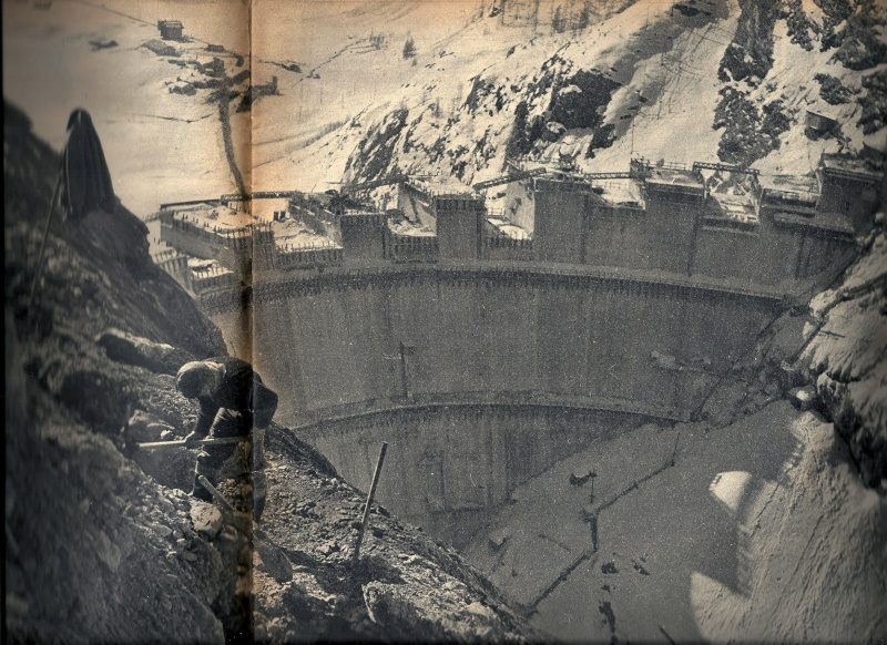 [Tignes] Le barrage de Tignes et les aménagements liés - Page 4 Barrag12