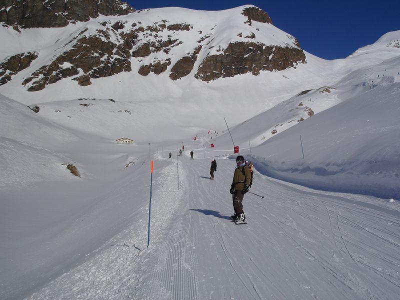 [Val d'Isère] Données sur les pistes Dsc03611