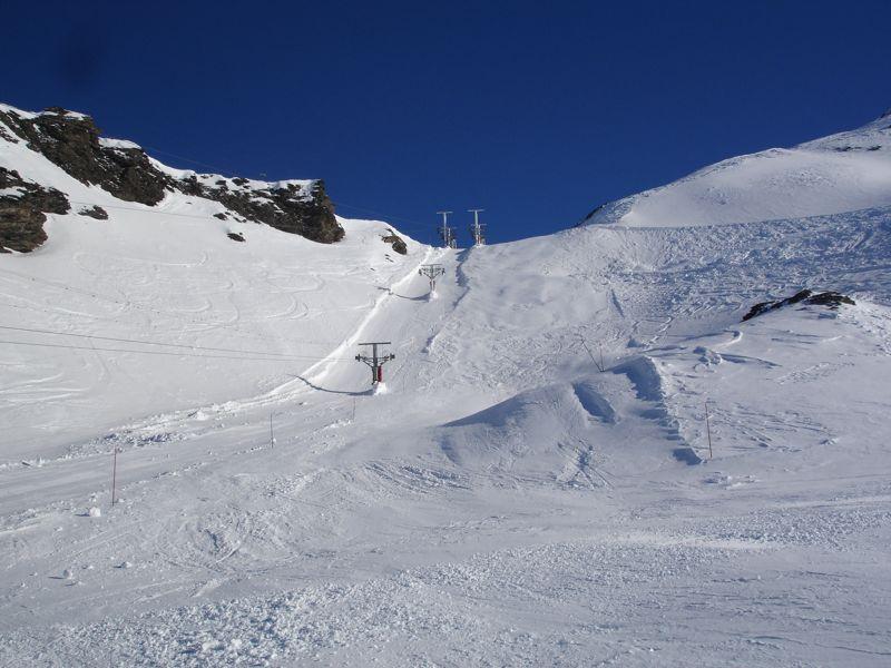 [Val d'Isère] Données sur les pistes Dsc03613