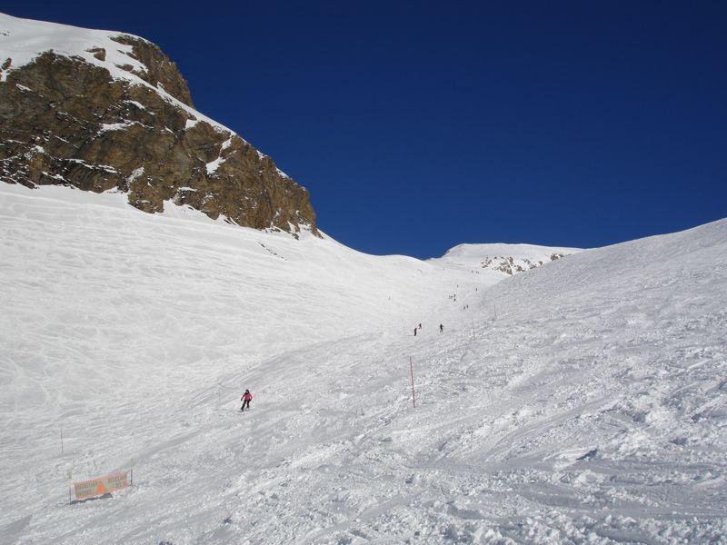 [Val d'Isère] Données sur les pistes Dsc03712