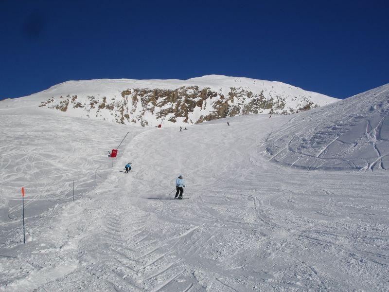 [Val d'Isère] Données sur les pistes Dsc03713