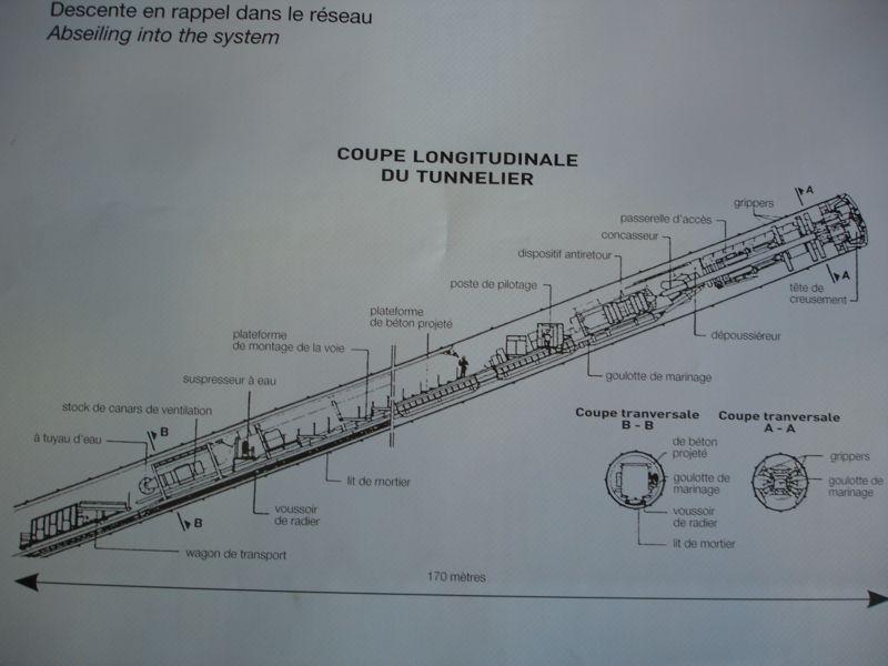 [Tignes] Grande Motte: de la télécabine au funiculaire Dsc04115