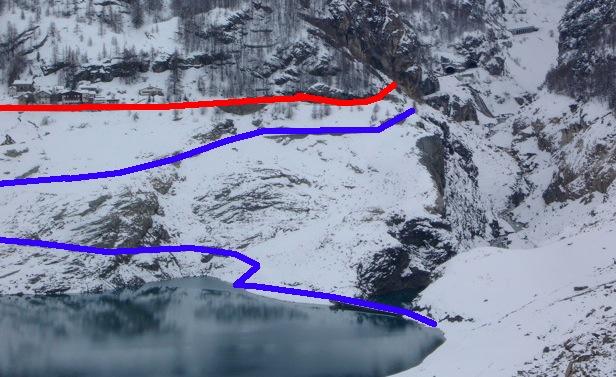 [Tignes] Le barrage de Tignes et les aménagements liés - Page 4 Routel10