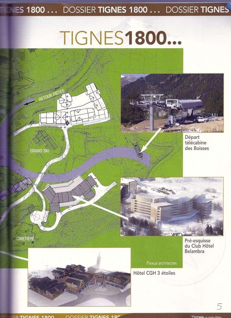 [Tignes] Réaménagement hameau des Boisses - Page 4 Scan_111