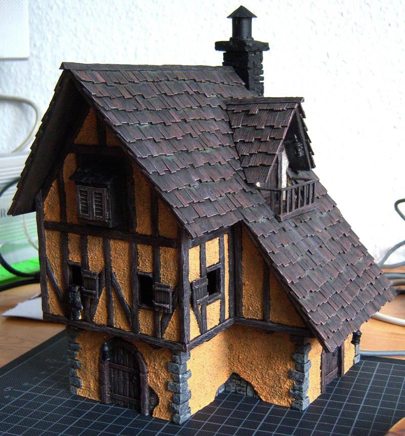 Cianty goes Urban: Medieval Buildings - Ponderings - Page 6 Wip211