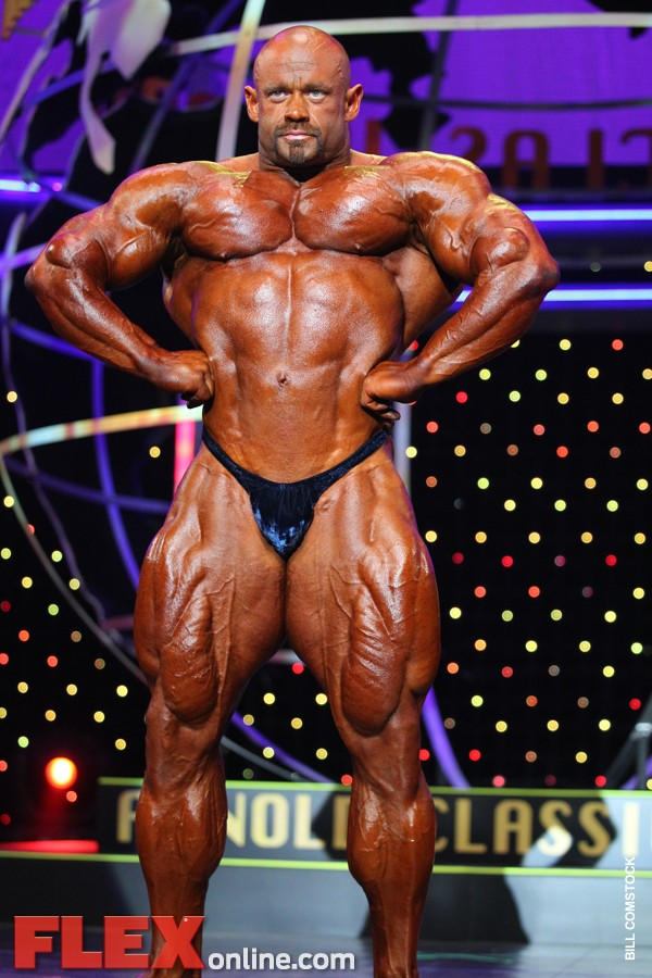 Arnold Classic 2011 (3-6 Mars) 12369810