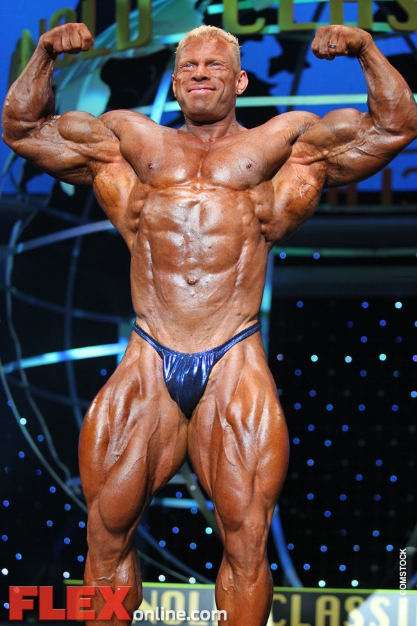 Arnold Classic 2011 (3-6 Mars) 12394310