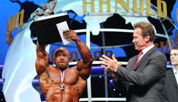Branch Warren remporte l'Arnold Classic 2011 ! Branch10