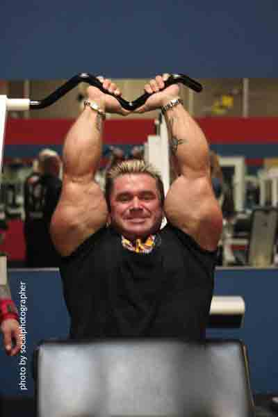 Des news de Lee Priest Lee410