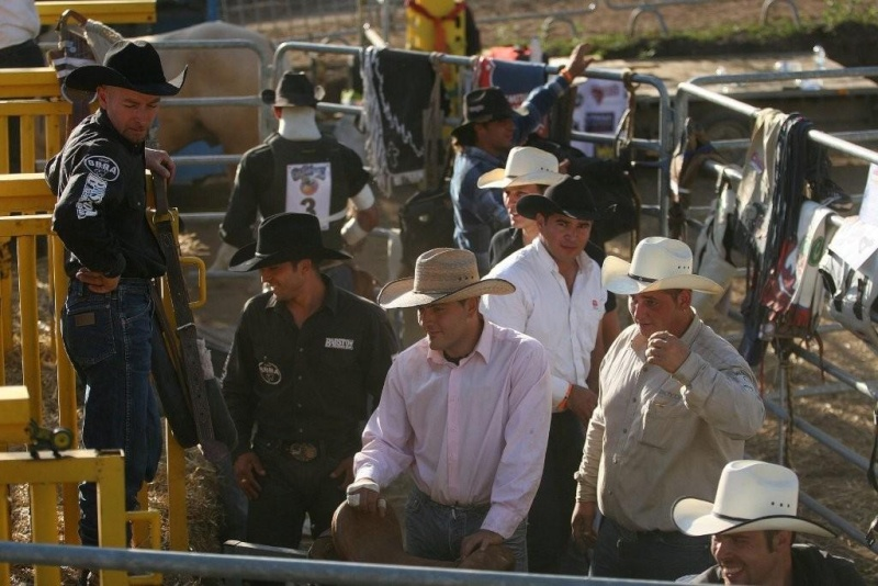 Festival country et rodéo...avec Gypsy Cob !! Rodeo_10