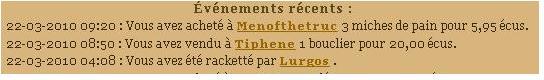 [22/03/58]Brigandage - Lurgos - Bourganeuf [EC] Raket-12