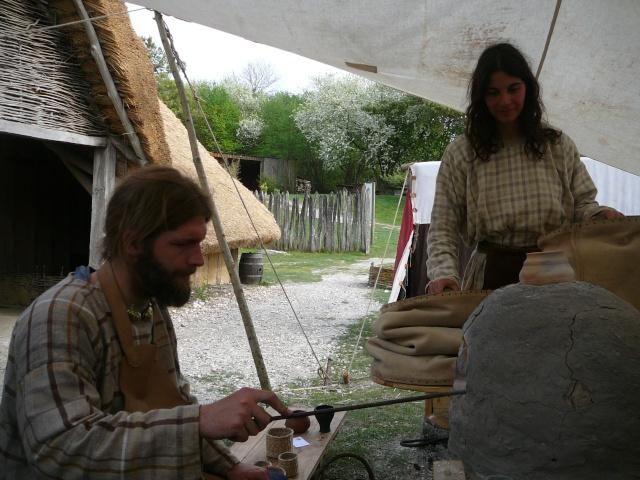 Artisans d'histoire à Samara - Mai 2010 P1140112