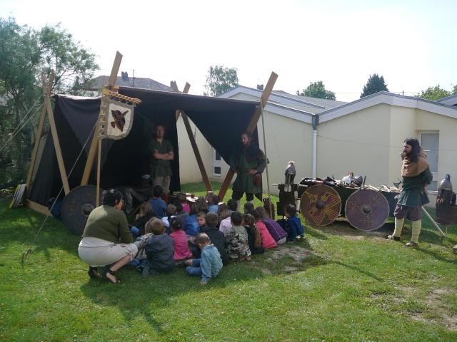 Intervention école Gavroche à Moreuil - Juin 2010 P1150512