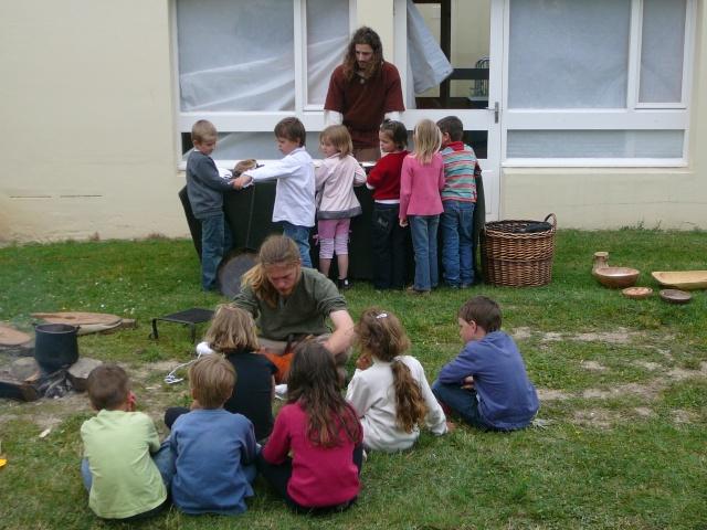 Intervention école Gavroche à Moreuil - Juin 2010 P1150516