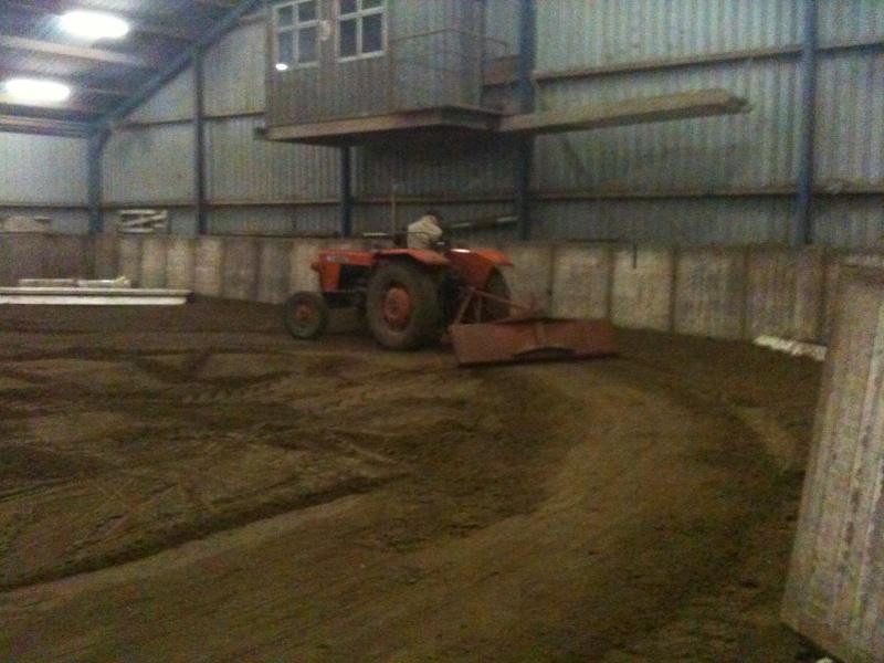 Course indoor en Hollande Img_0124