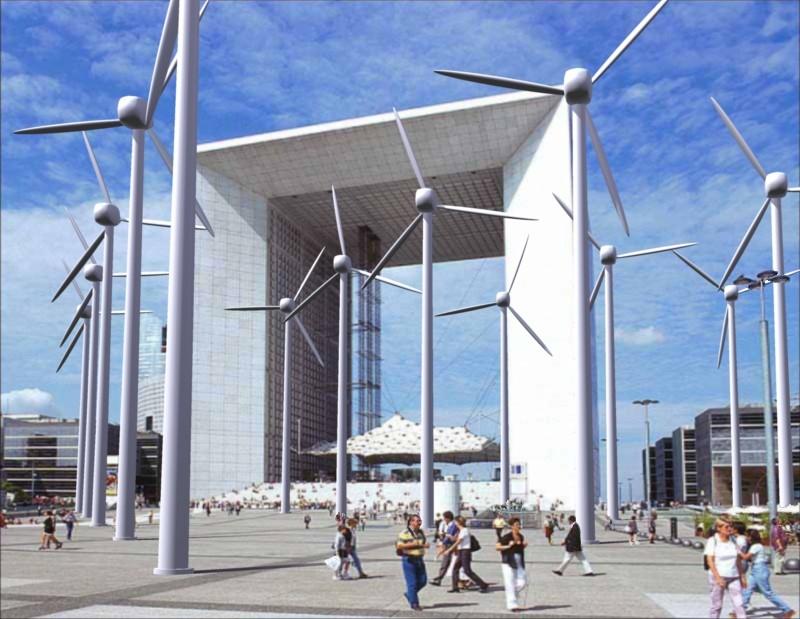 La ville durable Olienn10