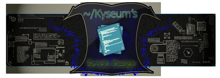 ~/Kyseum's Scripts Design Logo_d10