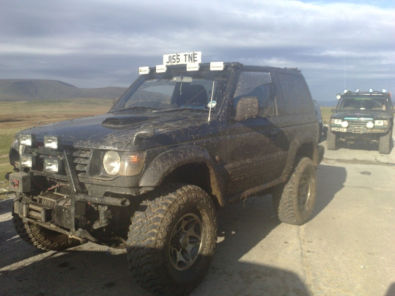 for sale pajero 2.5 on 35s and 7 inch lift sold 11102011