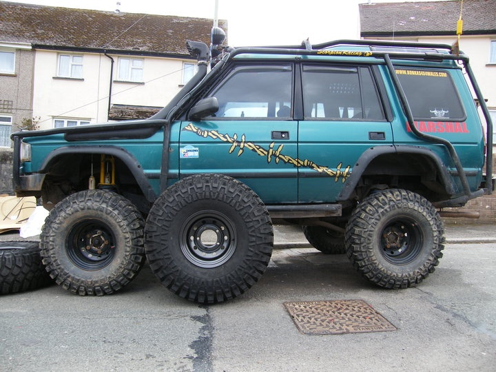 discovery 300tdi 10 inch lift and runing 38s  D_bmp10