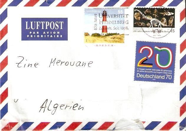 Boite aux lettres - Page 10 Numari40