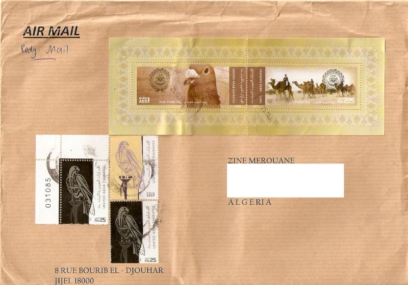 Boite aux lettres - Page 10 Numari42