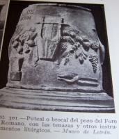 Instrumentos musicales romanos Citara10
