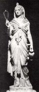 Instrumentos musicales romanos Sistro10