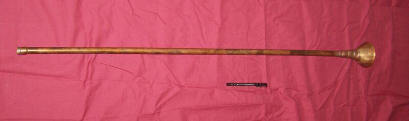 Instrumentos musicales romanos Tubae110