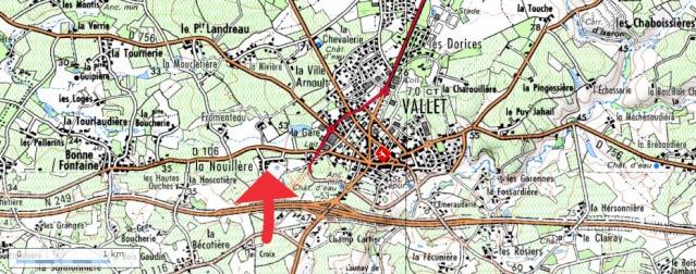 Plan de la salle de la Nouillère Carte_10