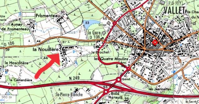 Plan de la salle de la Nouillère La_nou10