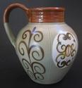 Denby Pottery (Derbyshire) Bourne11