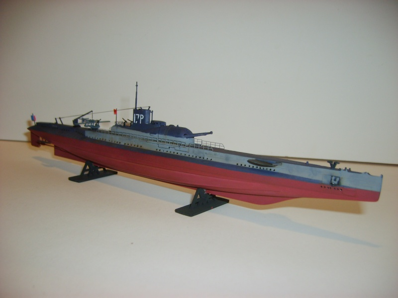 Sous marin SURCOUF Heller 1/400 S6000010