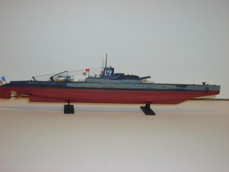 Sous marin SURCOUF Heller 1/400 S6000013