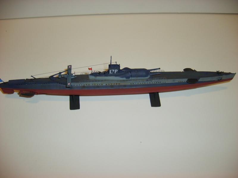 Sous marin SURCOUF Heller 1/400 S6000014