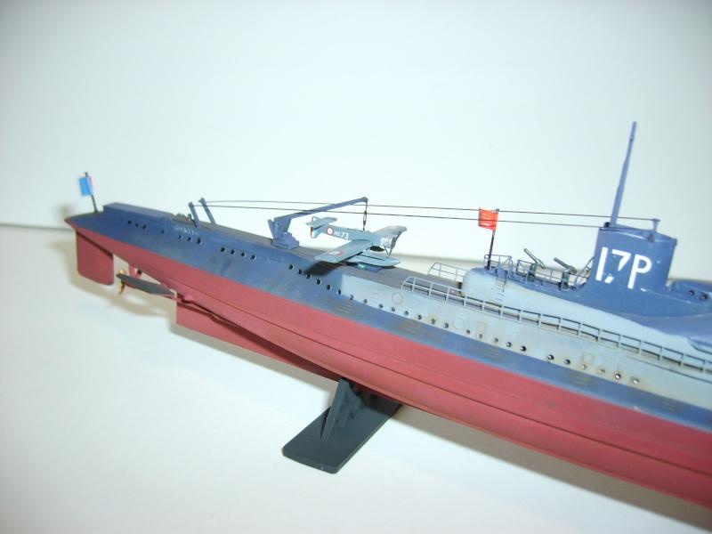 Sous marin SURCOUF Heller 1/400 S6000015