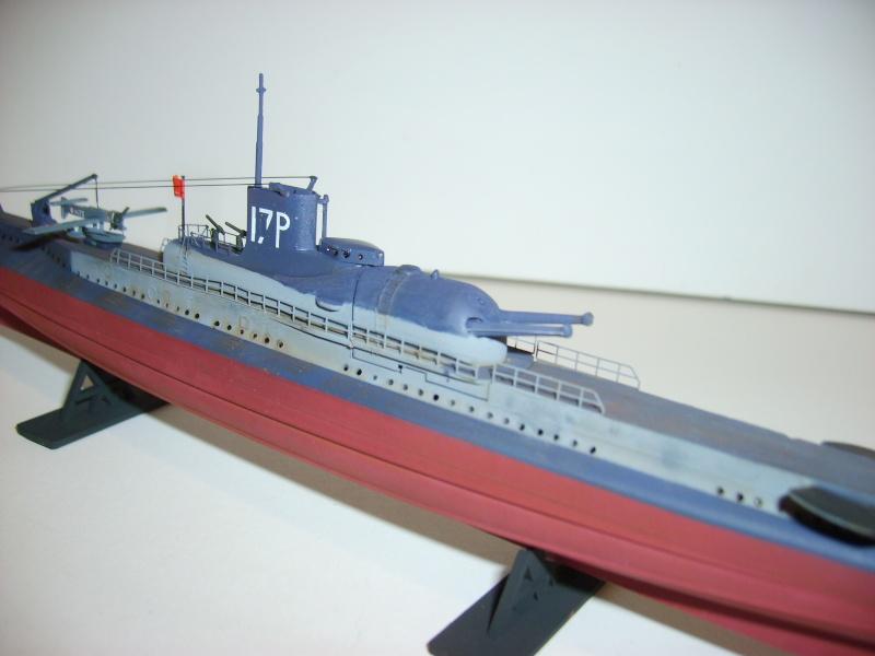 Sous marin SURCOUF Heller 1/400 S6000016