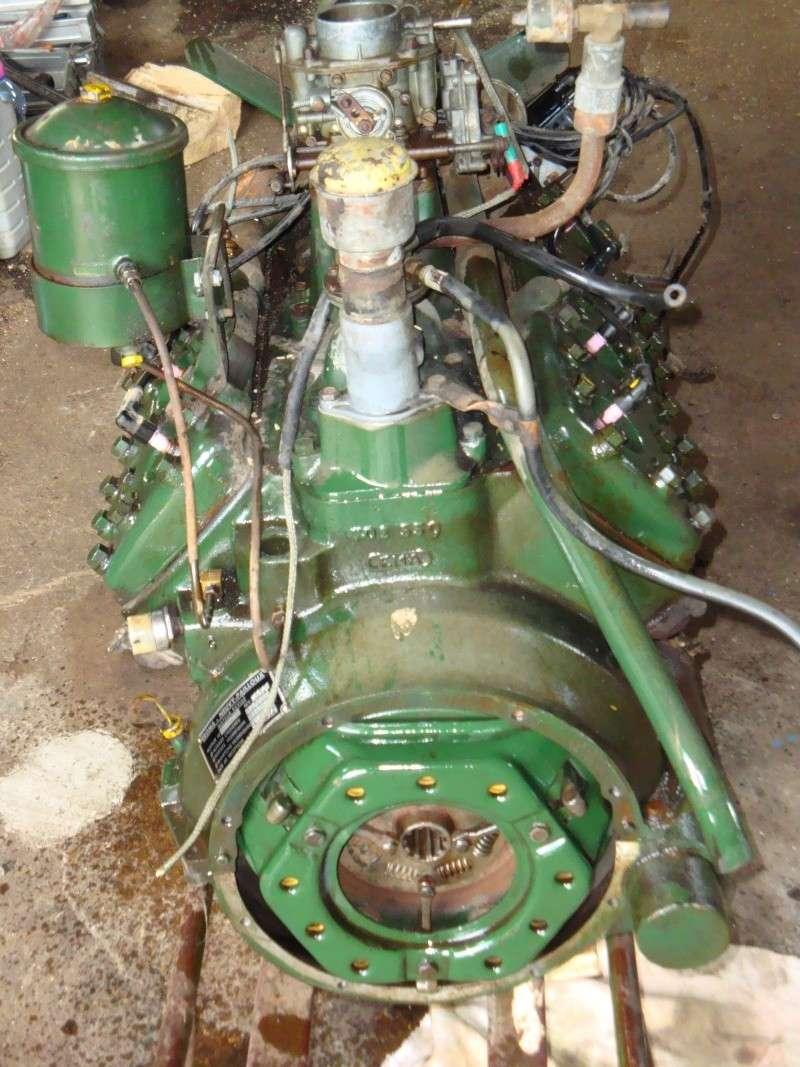 vend moteur v8 flathead 00213
