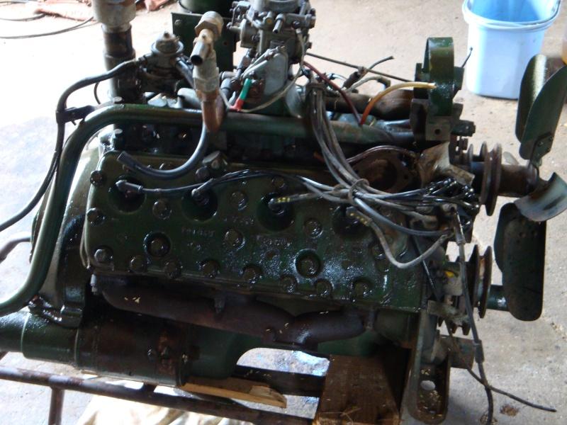 vend moteur v8 flathead 00513