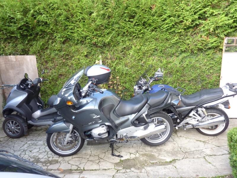 Honda Deauville P1000010