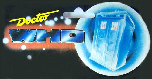 Doctor Who (Dapol) 1987 Doclog10