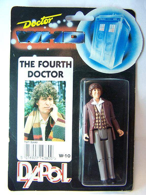 Doctor Who (Dapol) 1987 Doctor29