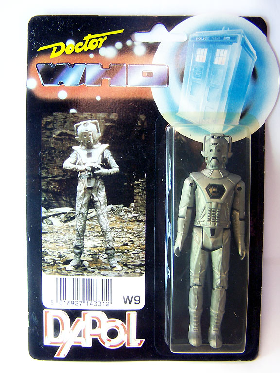 Doctor Who (Dapol) 1987 Doctor30