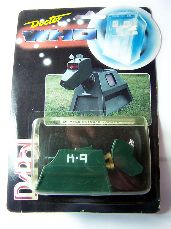 Doctor Who (Dapol) 1987 Doctor31