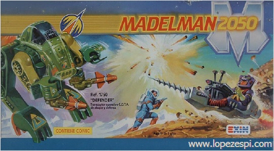 [Madelman 2050] - EXIN - 1989 Madelm13