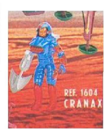 [Madelman 2050] - EXIN - 1989 Protoc10