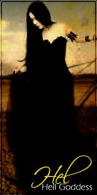 Hel, Underworld Goddess