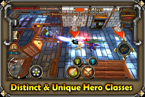 [ANDROID - JEU : DUNGEON DEFENDERS] Mélange de Mmorpg et de Tower defense [Gratuit] E024a610