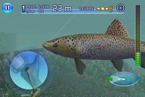 [JEU] FISHINGS KINGS HD : Jeu de pêche du studio Gameloft [Payant] Img_7010